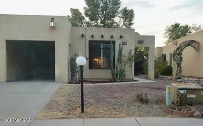 Pima County Townhouse Active Contingent: 1923 N Frances Boulevard
