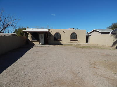 Tucson Single Family Home For Sale: 3140 S 10th Avenue
