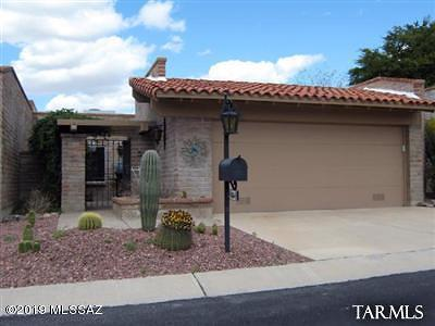 Oro Valley Condo For Sale: 8584 N Calle Tioga