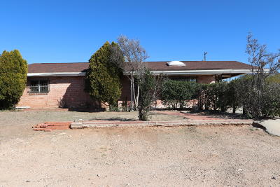 Single Family Home For Sale: 249 S Tucson Boulevard