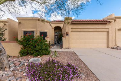 Oro Valley Townhouse Active Contingent: 1183 E Camino Diestro