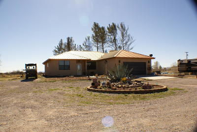 Cochise County Single Family Home For Sale: 225 N Sunset Strip