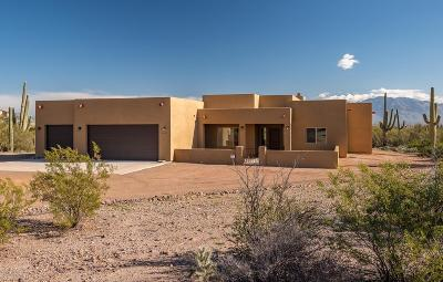 Pima County, Pinal County Single Family Home For Sale: 6270 W Sunset Road