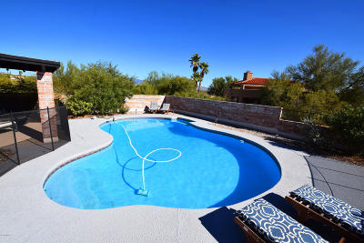 Tucson Single Family Home For Sale: 3660 N Calle Agua Verde