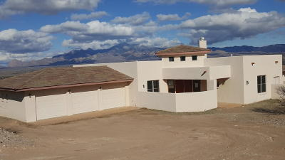 Tubac Single Family Home For Sale: 27 Kp Ranch Road
