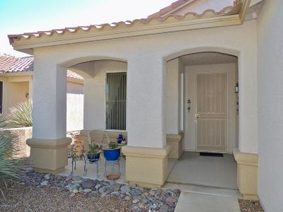 Tucson Single Family Home For Sale: 7731 W Starry Night Lane