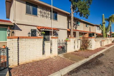 Pima County Townhouse For Sale: 1250 S Camino Seco