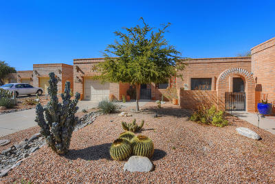 Tucson Single Family Home Active Contingent: 1952 W Misty Hollow Lane