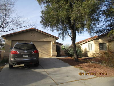 Tucson Single Family Home For Sale: 2240 W Painted Sunset Circle