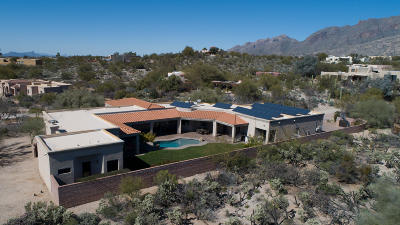 Tucson Single Family Home For Sale: 5130 E Camino Francisco Soza