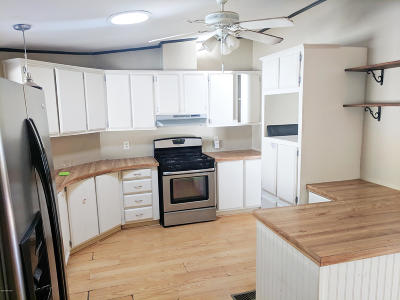 Pima County, Pinal County Manufactured Home Active Contingent: 3690 S Cicely Avenue