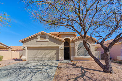 Sahuarita Single Family Home For Sale: 14987 S John Tyler Place