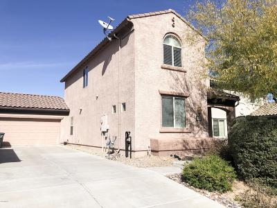 Single Family Home Active Contingent: 10803 E Orchid Cactus Lane