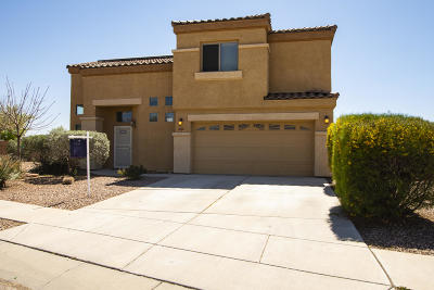 Single Family Home For Sale: 6247 W Mesa Garden Drive