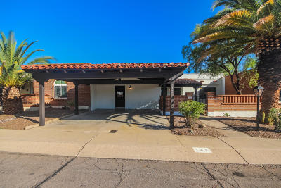 Green Valley Townhouse For Sale: 142 W Los Robles