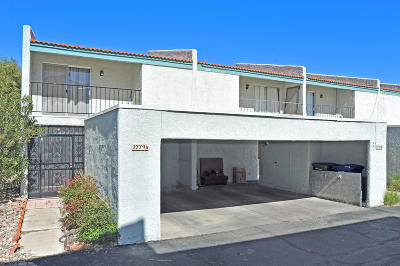 Tucson Townhouse For Sale: 2779 W Anklam Road #A