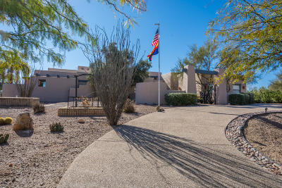 Tucson Single Family Home For Sale: 3721 W El Moraga Place