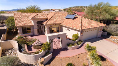 Saddlebrooke Single Family Home For Sale: 38740 S Casual Drive