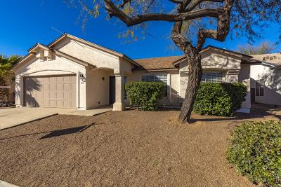 Single Family Home For Sale: 2560 W Camino Del Venegas