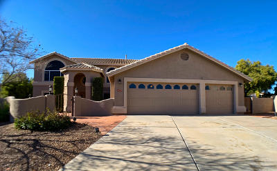 Oro Valley Single Family Home For Sale: 1735 W Windgate Place