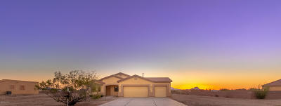 Marana Single Family Home For Sale: 10255 N Avra Vista Drive
