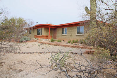 Single Family Home Active Contingent: 521 S Placita Quince