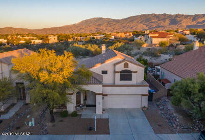 Single Family Home Active Contingent: 960 N Western Ridge Trail