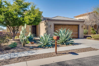 Marana Single Family Home For Sale: 4401 W Cloud Ranch Place