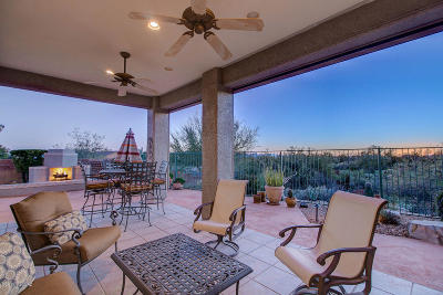 Single Family Home For Sale: 5194 W Desert Chicory Place