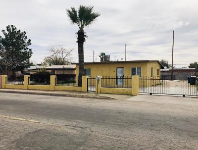 Pima County Single Family Home For Sale: 449 W Nebraska Street