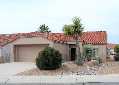 Oro Valley Single Family Home Active Contingent: 2258 E Montrose Canyon Drive