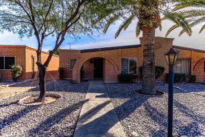 Tucson Condo For Sale: 4358 E Fort Lowell Road