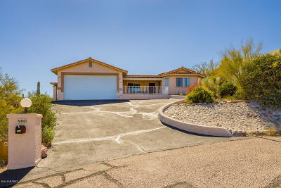 Tucson Single Family Home For Sale: 980 N McElroy Place