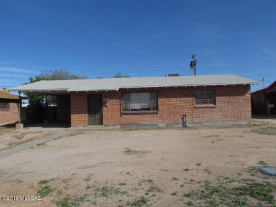 Tucson Single Family Home For Sale: 1209 S Bristol Avenue