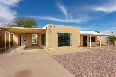 Pima County, Pinal County Single Family Home For Sale: 4818 S 11th Avenue