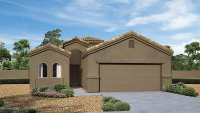 Marana Single Family Home For Sale: 12265 W Reyher Farms Loop