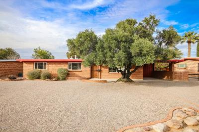 Pima County Single Family Home For Sale: 5131 E Rosewood Street