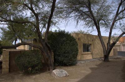 Pima County Townhouse For Sale: 2105 N Calle De La Cienega