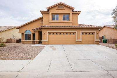 Marana Single Family Home For Sale: 11055 W Aplomado Drive
