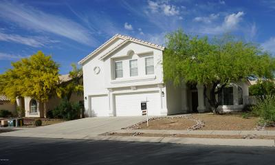 Tucson Single Family Home For Sale: 6870 W Tombstone Way