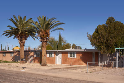 Single Family Home For Sale: 6625 E 42nd Street