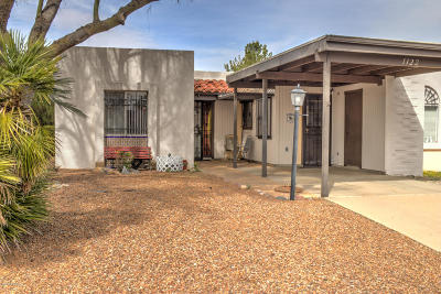 Pima County, Pinal County Townhouse For Sale: 1122 S Alpine Circle