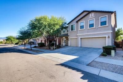 Single Family Home For Sale: 10814 E Deep Sky Drive