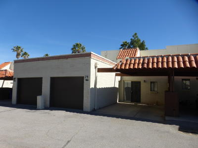 Pima County Townhouse For Sale: 32 N Camino Imagen
