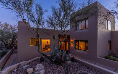 Tucson Single Family Home For Sale: 7128 N Finger Rock Place