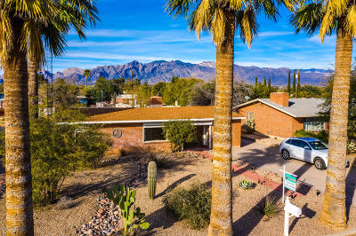 Tucson AZ Single Family Home Active Contingent: $249,900