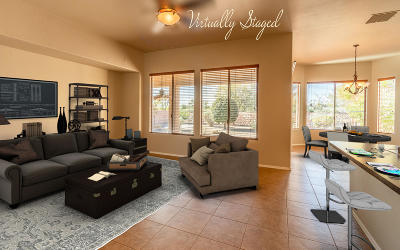 Marana Single Family Home For Sale: 12633 N Gentle Rain Drive