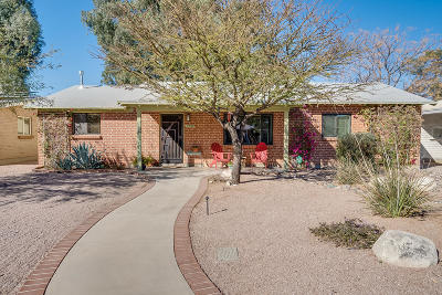 Tucson Single Family Home For Sale: 5731 E Hawthorne Street