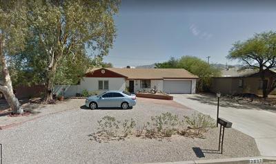 Pima County Single Family Home Active Contingent: 2517 E Hedrick Drive