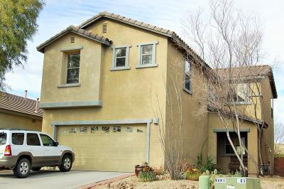 Sahuarita AZ Single Family Home For Sale: $198,000
